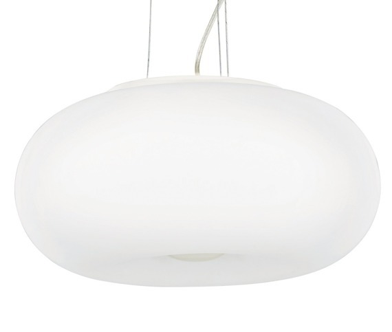 ULISSE SMALL/BIG BIANCO LAMPA WISZĄCA IDEAL-LUX
